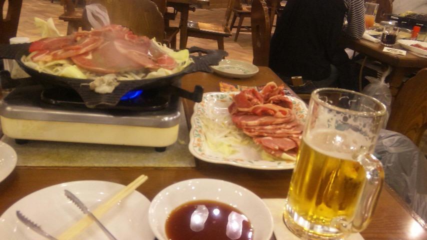 夕飯〜(^^)<br />  。