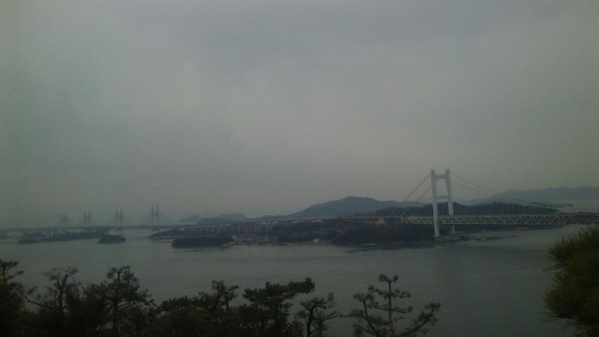 瀬戸内海だよ。